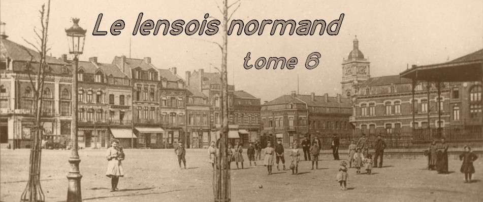 Le Lensois Normand Tome 6