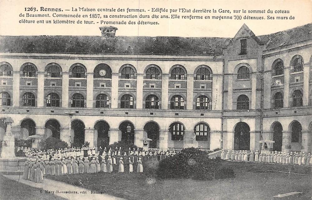 prison rennes