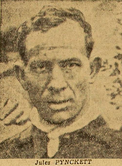 1935 pynckett