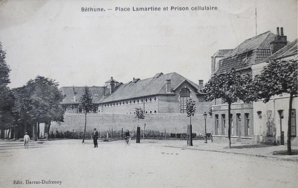 prison béthune